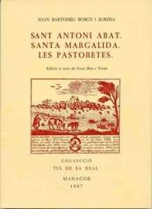 Sant Antoni Abat(col Tia de sa Real)