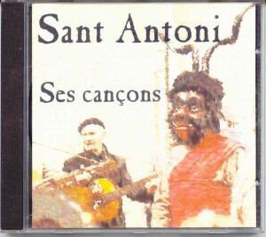 sant antoni ses cancons CD